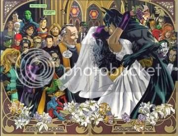 Batman menikah