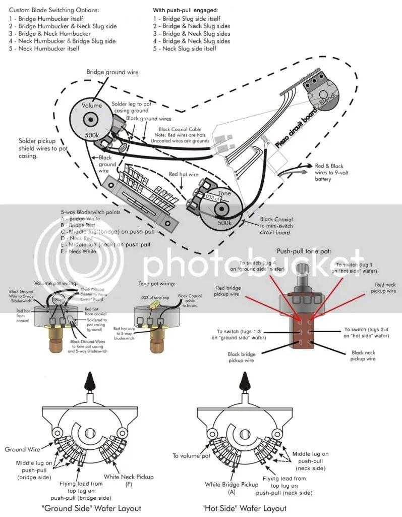 prs mccarty wiring kit