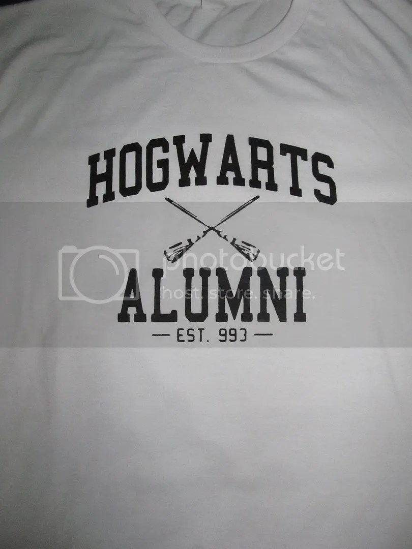 anjbuys a harry potter alumni shirt from angelic shop