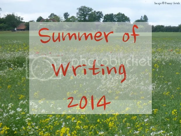 Summer of Writing 2014