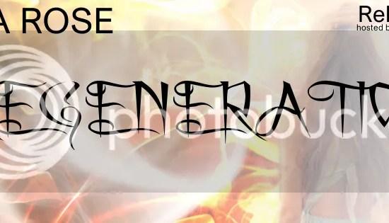 Regeneration Release Banner