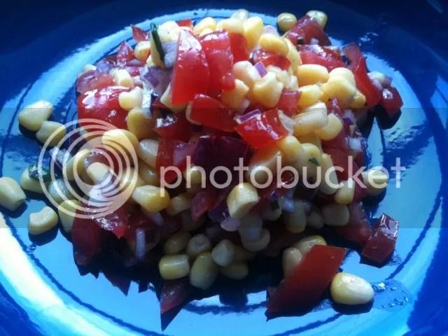 Sweetcorn & tomato salad photo IMG_0393_zps40ec0ab8.jpg