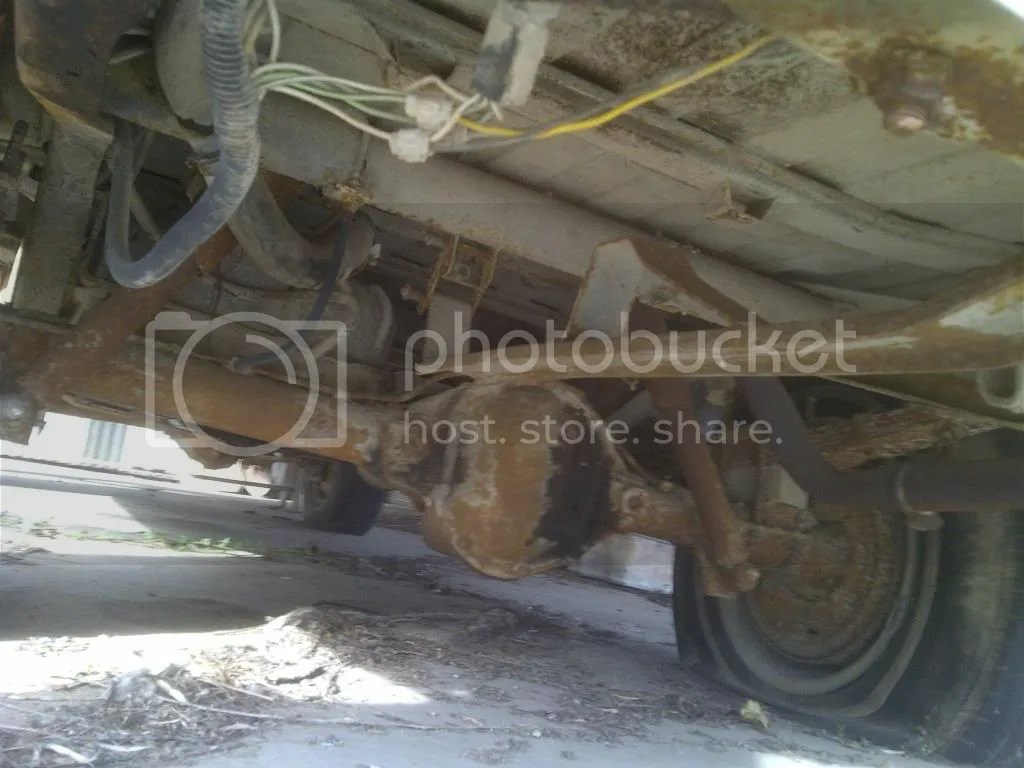 1970 Jeep Wagoneer Leaf Springs