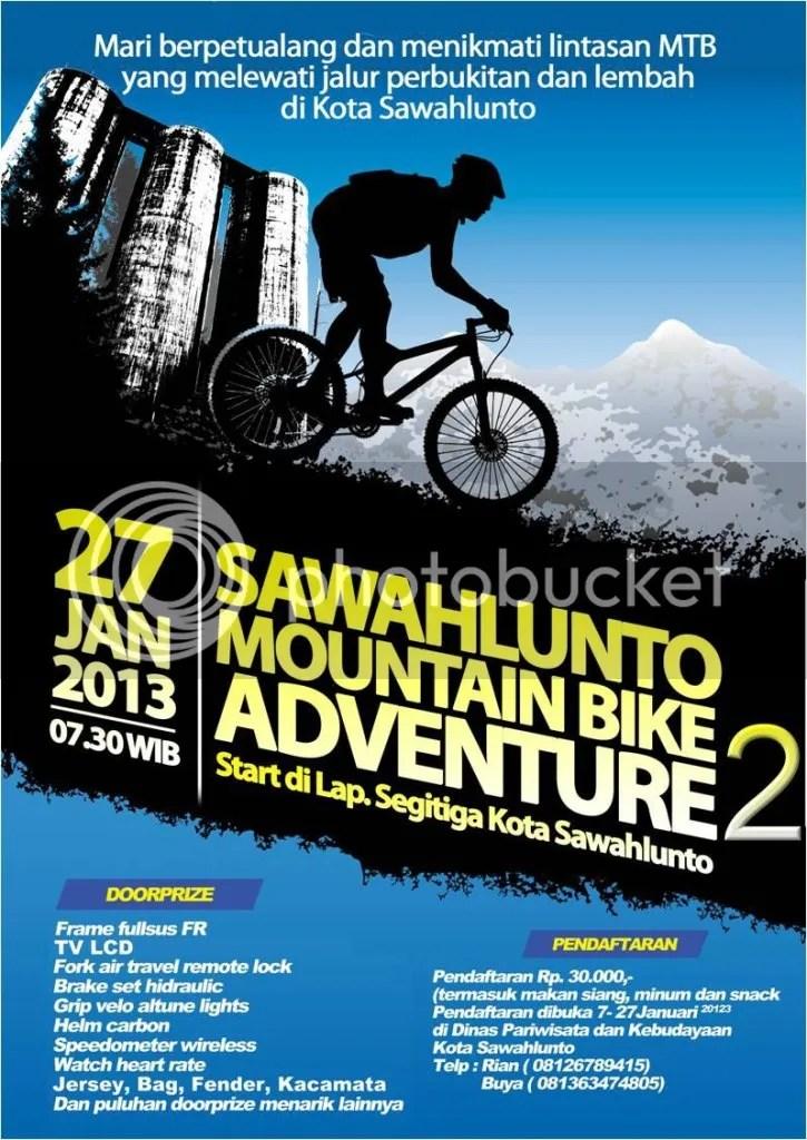 SawahluntoMTB, Sawahlunto MTB Adventure 2