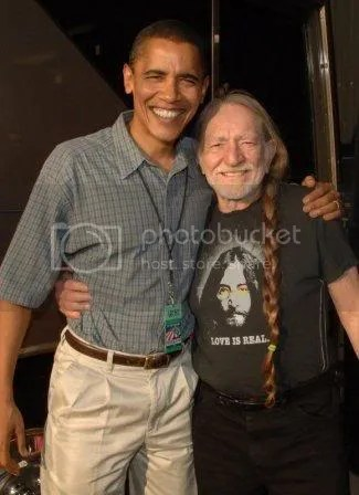 barry obama and willie
