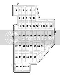 The Audi TT Forum • View topic  tt 8j (mk2) fuse box layout