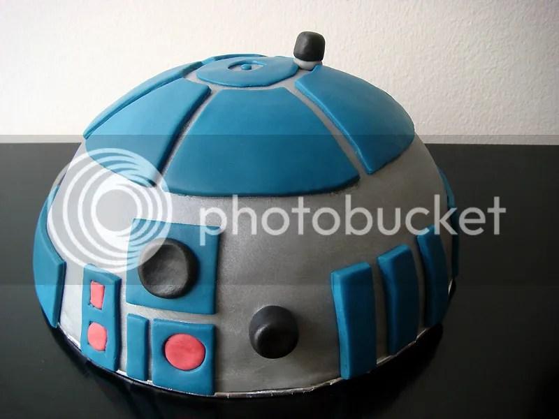 R2-D2-Torte