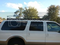Excursion Roof Rack Modifications - Page 5 - Ford Truck ...
