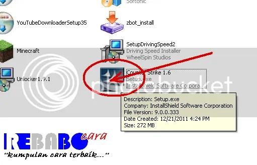instal cs 1.6