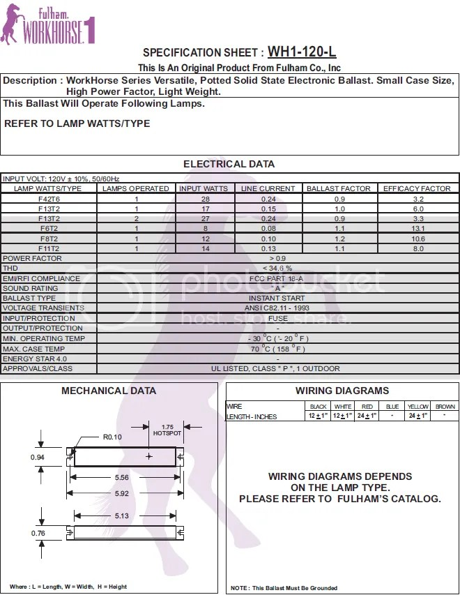 fulham ballast wiring diagram mazda 6 gg workhorse wh1 120 l ~ odicis