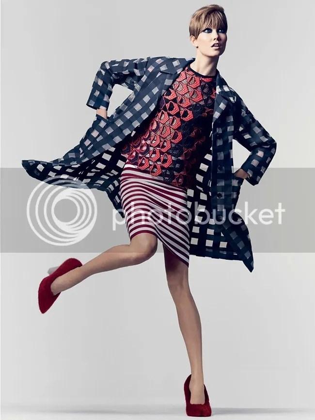 Karlie Kloss Material Girl