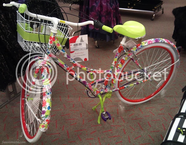 Alice & Olivia Bike