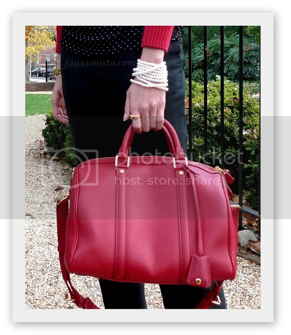 Fauxionable Outfit - Seeing Red Accessories