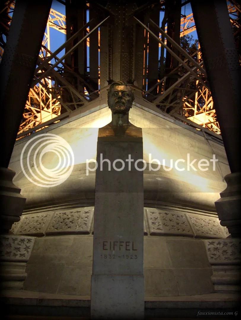 Gustave Eiffel 1832 - 1923