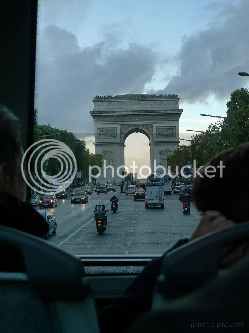 Arc de Triomphe Paris Champs Elysee