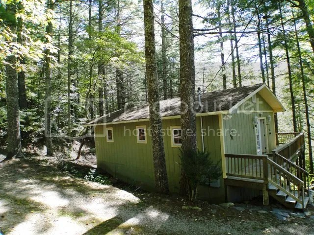 This cabin in the woods will steal your heart away, 151 Buck Falls Road Highlands NC, Keller Williams Realty, Highlands NC Cabin for Sale