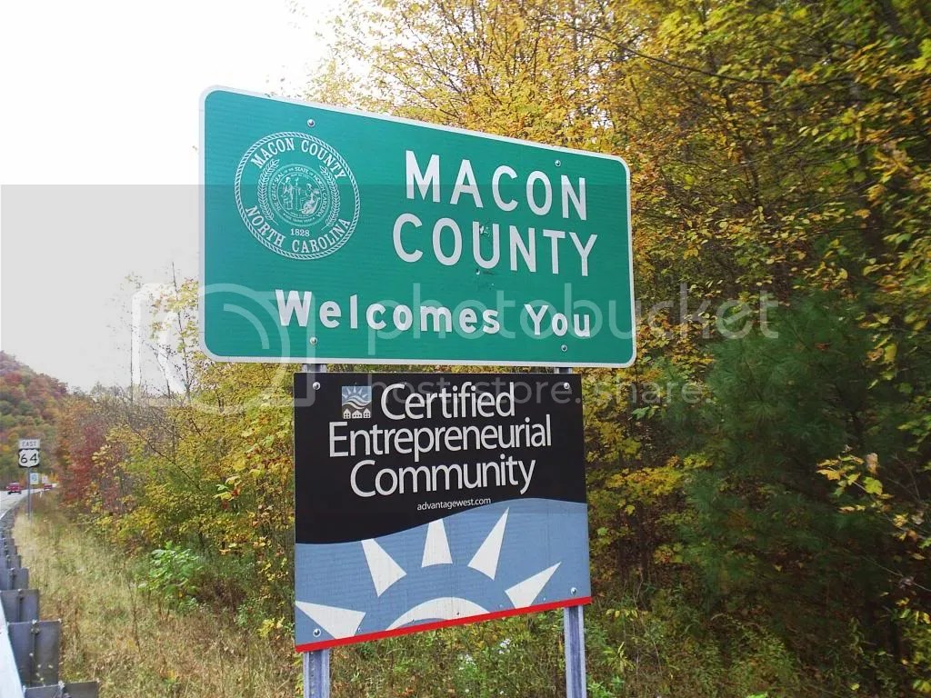 Welcome to Macon County North Carolina!