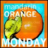 Mandarin Orange Monday