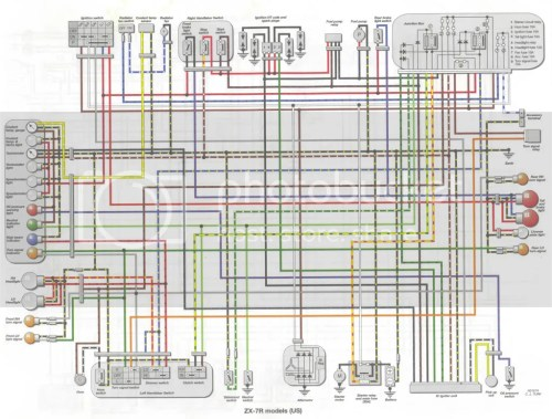 small resolution of help identifing wires zx forumshere u0027s a colored diagram might help