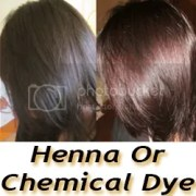 gray hair henna