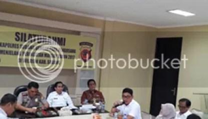 Jelang MayDay, Kapolres Himbau Serikat Buruh Kab. Subang Untuk Aksi Unjuk Rasa Di Subang
