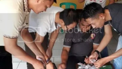 Jelang ramadhan, Ribuan Petasan Disita Polsek Pamanukan