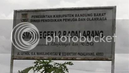 KBM SMAN 2 Terganggu, Gilingan Batu Pasir Sodong Harus Dihentikan