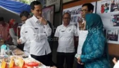 Kelurahan Pasirkaliki Ikut Lomba BBGRM Tk Prov Jabar 2017