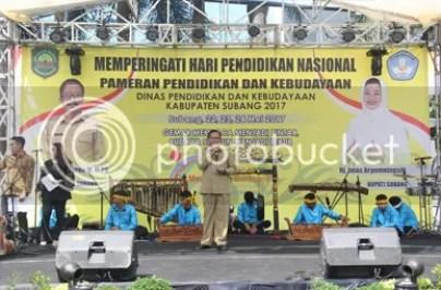 Pameran Pendidikan dan Kebudayaan Dalam Rangka Hardiknas