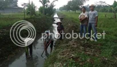 Petani Ds Rancajaya Harapkan Normalisasi Saluran