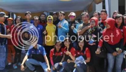 Plt Bupati Imas Hadiri Perayaan Buruh May Day