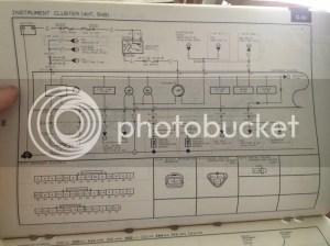 ECU Wiring Diagram for BP05 (BA Series 3)  Page 2