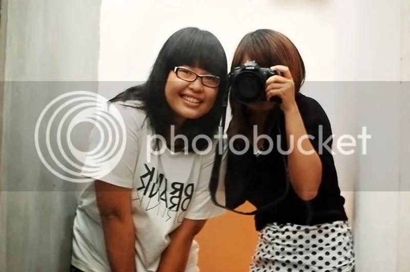 Bạn Trang và tôi ♥