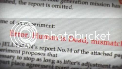 Human is Dead