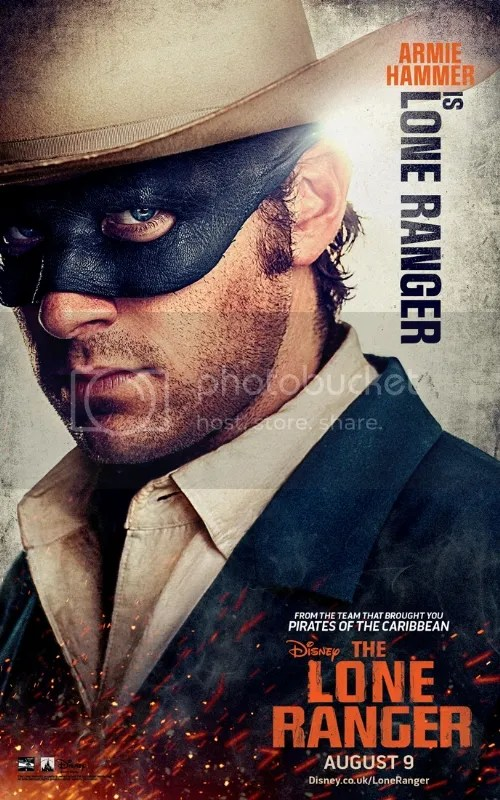 Armmie Hammer, The Lone Ranger