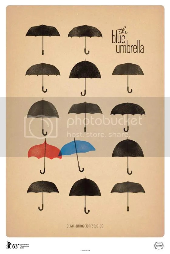The Blue Umbrella, de Pixar