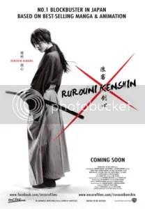 Kenshin el guerrero samurai