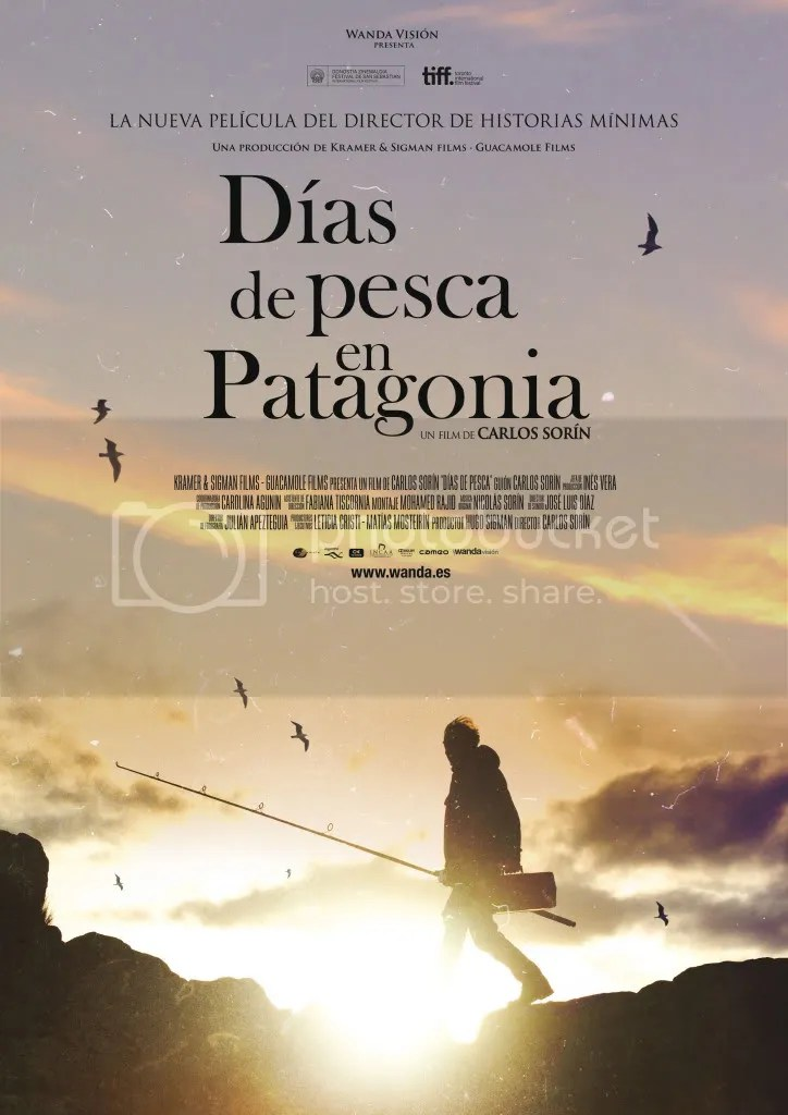dias de pesca en patagonia cartel