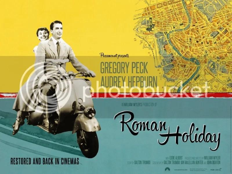 Vacaciones en Roma, versión restaurada
