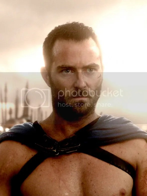 Sullivan Stapleton en 300: Rise of An Empire