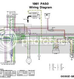 pa50schematicnobatorblinkers original diagrams 500380 honda pa50 wiring diagram awesome interactive 1978 honda pa50 wiring diagram [ 1023 x 770 Pixel ]