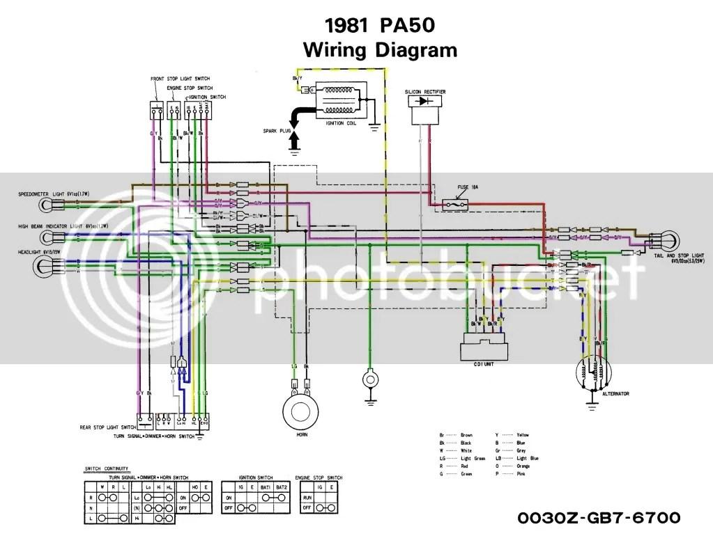 hight resolution of  pa50schematicnobatorblinkers original diagrams 500380 honda pa50 wiring diagram awesome interactive 1978 honda pa50 wiring diagram