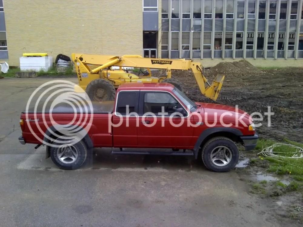 medium resolution of mazda b3000 off road bumper pictures