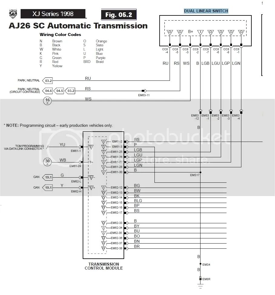 Chelsea Pto Wiring Diagram Anyone Know Where I Can Find The Pinout For The 98 Xjr