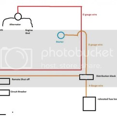 3000gt Alternator Wiring Diagram Perko Dual Battery Switch For Boat Pics Of Kill Installation - 3000gt/stealth International Message Center