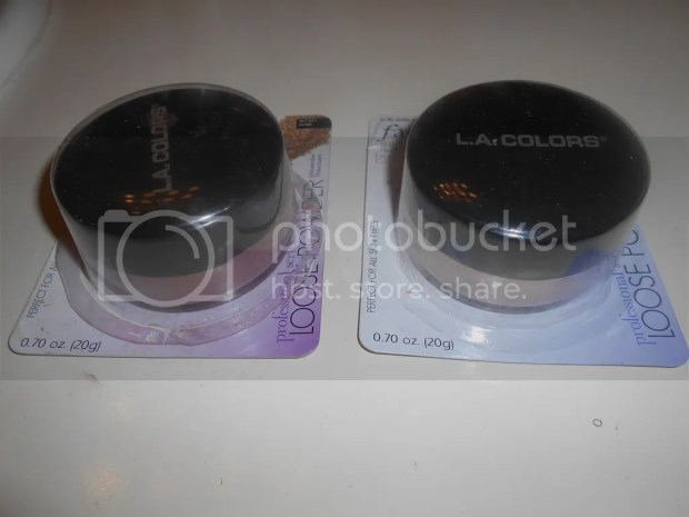 la colors professiona series loose powder review