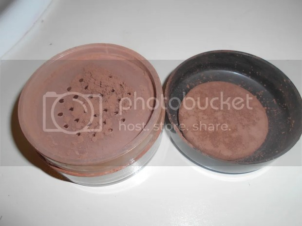 la colors loose powder dark