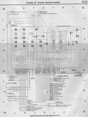 [INFO] Chassis Electrical System  Typical Wiring Diagrams