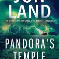 PICT Showcase & Interview: Pandora's Temple by Jon Land