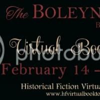 HFVBT Spotlight & Giveaway: The Boleyn Bride by Brandy Purdy